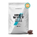 MyProtein Impact Whey Isolate 5kg chocolate