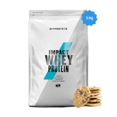 Impact Whey Protein 5kg Cookies