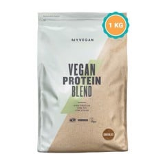 MyProtein Vegan Protein Blend 1kg chocolate