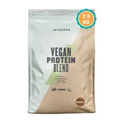 MyProtein Vegan Protein Blend 2.5kg chocolate