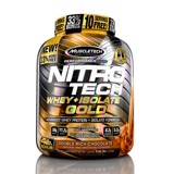 Nitro-Tech Whey Plus Isolate Gold 1.8kg Chocolate