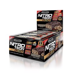 Nitro-Tech Crunch Bar Cookies & Cream