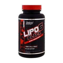 Viên Uống Đốt Mỡ Nutrex Lipo 6 Black Ultra Concentrate