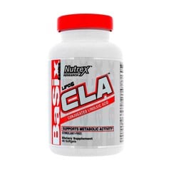 Nutrex Research, Lipo-6 CLA, 45 Softgels