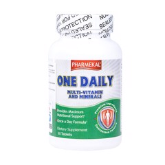 Pharmekal One Daily Multivitamin and Mineral