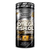 Platinum 100% Omega Fish Oil 100 vien