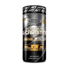 MuscleTech Platinum Carnitine 180 Caps