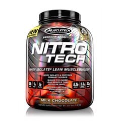 Nitro Tech Performance Series Milk Chocolate 1.8kg