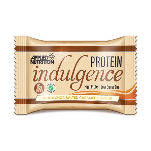 Bánh Protein Applied Nutrition Protein Indulgence Bar 50g - 4 mùi