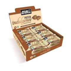 Applied Nutrition Protein Indulgence Box Milk Choc Caramel