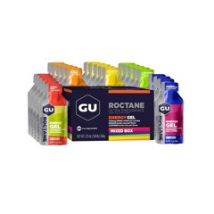 GU Roctane Gel combo 48 pack