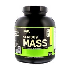Optimum Nutrition Serious Mass Banana 2.72kg