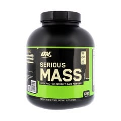 Optimum Nutrition Serious Mass Chocolate 2.72kg