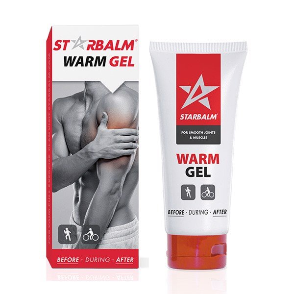 Gel làm nóng Starbalm Warm Gel 100ml