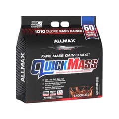 Allmax Nutrition Quickmass Chocolate 5,44kg