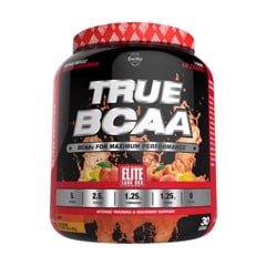 Elite Labs USA True BCAA Tropical Peach 195g