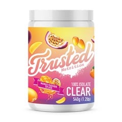 Trusted Nutrition Isolate Clear Mango Passion