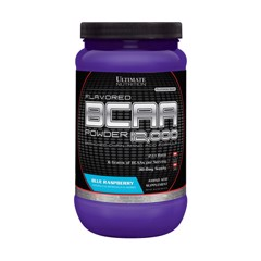 Flavored BCAA 12,000 Powder Blue Berry 457g