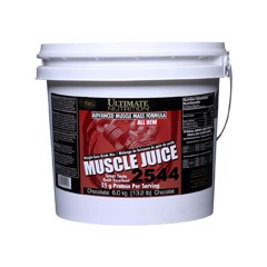 ultimate nutrition muscle juice® 2544 chocolate 6kg