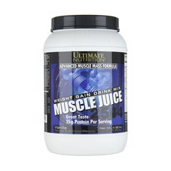 ultimate nutrition muscle juice® 2544 vanilla 2.25kg
