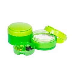 Ngăn Chứa 4in1 Expansion ProShaker Ver1 - XANH LÁ