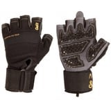 Go Fit Diamond-Tac Wrist Wrap Gloves
