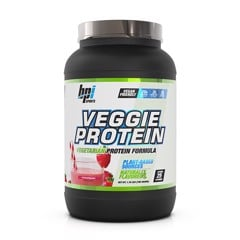 bpi veggie protein strawberry 25 sers