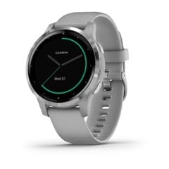 vivoactive 4s powder gray silver 1