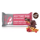 Anytime Bar! Less Than 100 Calories – Cranberry Choc Nut & Chia
