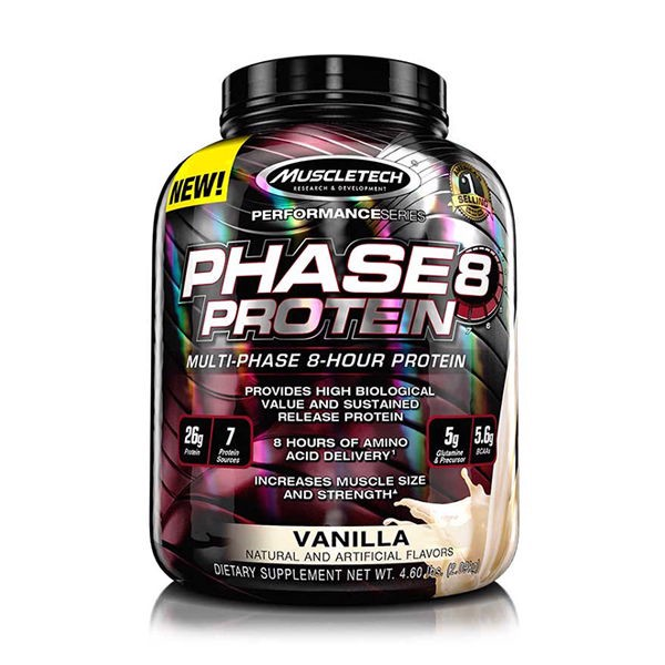 "Whey Protein Phase 8 - A ""Must-have"" Supplement - Ultimate Sup"