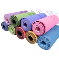 Hercule TPE Double Color Yoga Mat