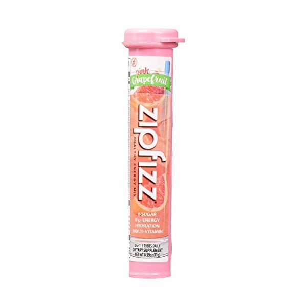 Bột bổ sung vitamin Zipfizz Healthy Energy Drink Mix 11g