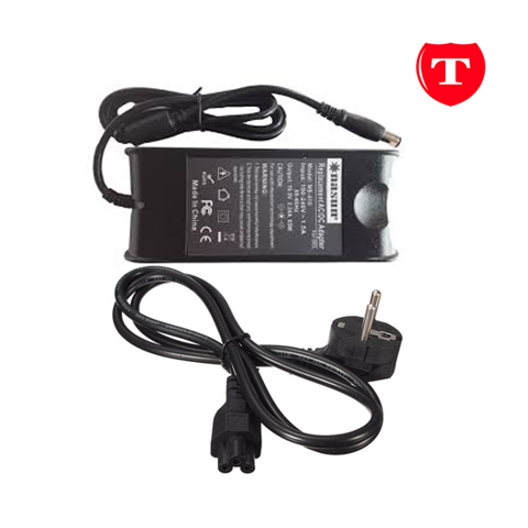 Sạc laptop NASUN For DELL 19.5V-3.34A 65W chân kim