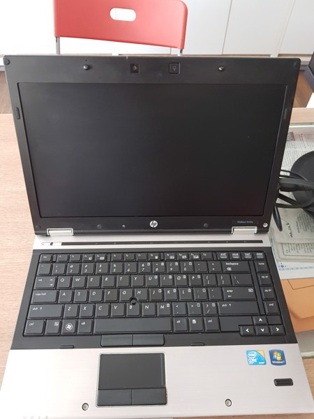 Laptop HP Elitebook 8440p (Core i5, RAM 4GB, HDD 350GB, Intel HD Graphics, 14 inch)