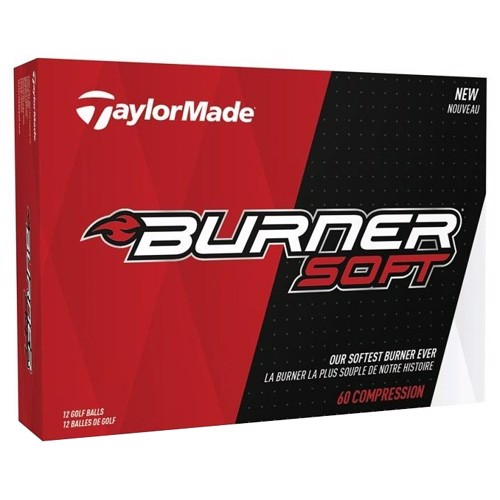 Banh Golf Taylormade Burner Soft (New 2018)