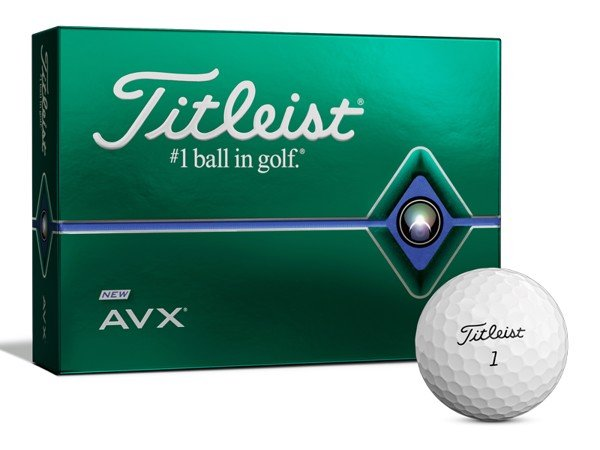 Banh Golf Titleist AVX 2020