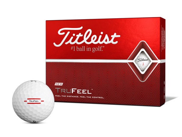 Banh Golf Titleist Trufeel 2020