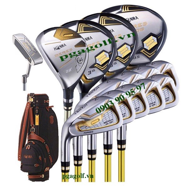 Bộ Gậy Golf Honma Beres S-06 3 Sao Left Hand (New Model)