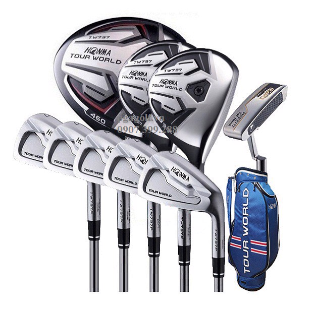Bộ gậy golf Honma Tour World TW737P