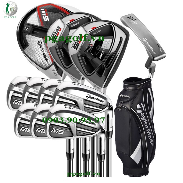 Bộ Gậy Golf Taylormade M5 (New model)