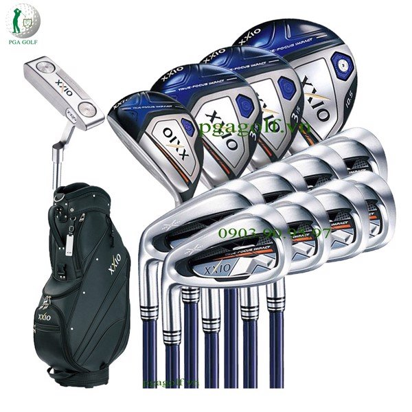 Bộ Gậy Golf XXIO MP1000 Lefthand (New model)