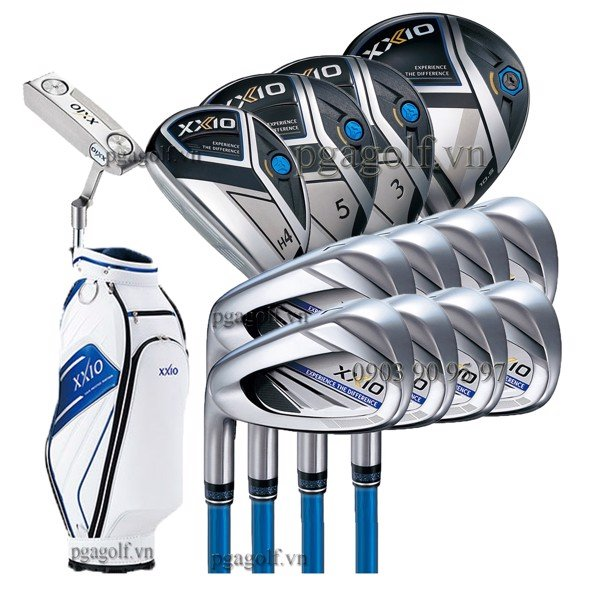 Bộ Gậy Golf XXIO MP1100 (XXIO11) Lefthand