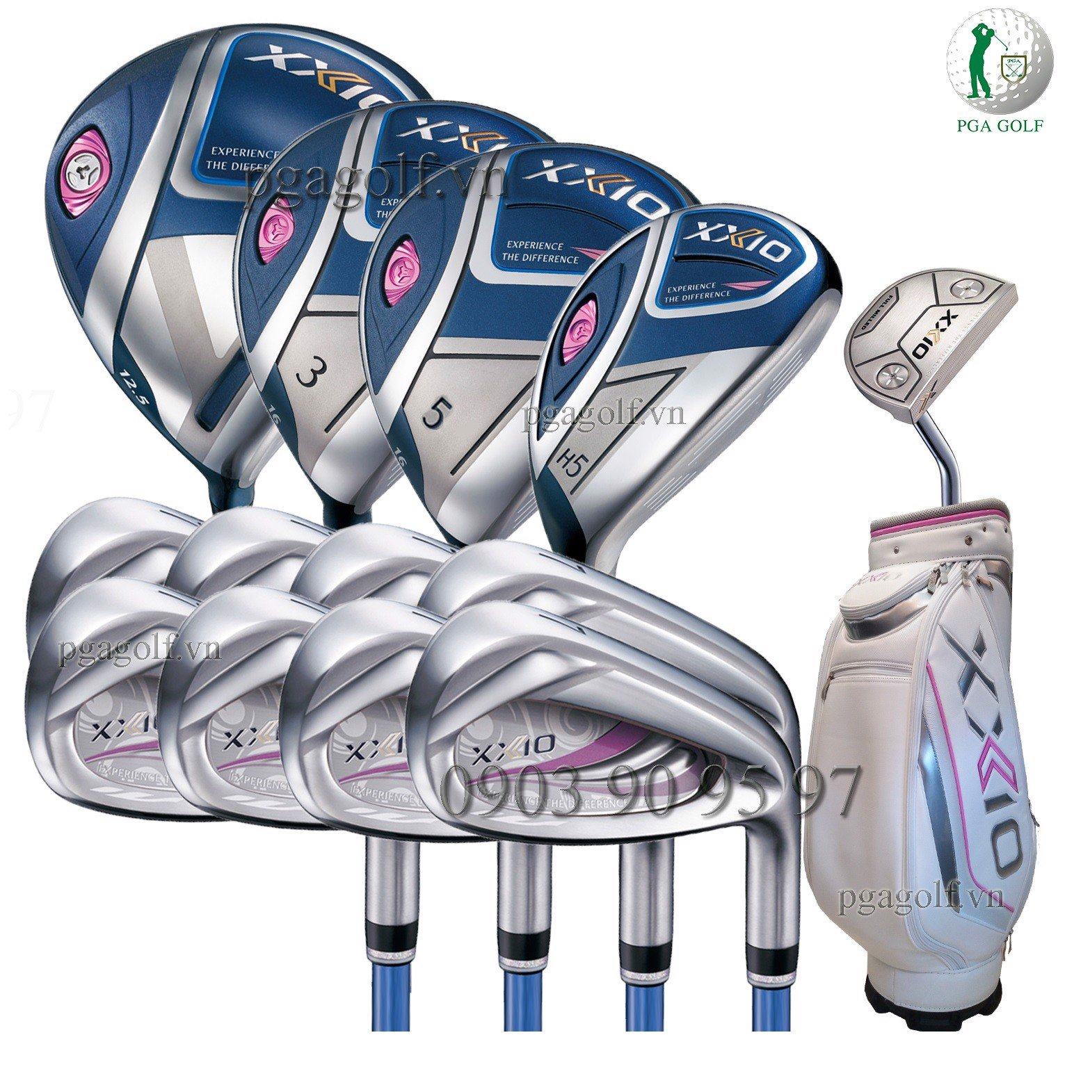 Bộ Gậy Golf XXIO11 (MP1100) Ladies