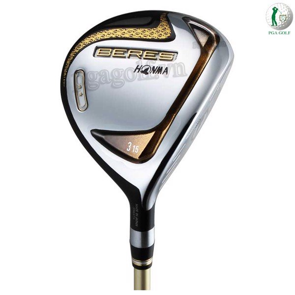 Gậy Golf Fairway Honma New Beres 07 2 Sao 2020