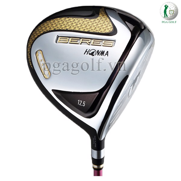 Gậy Golf Driver Honma New Beres 07 3 Sao 2020 Ladies