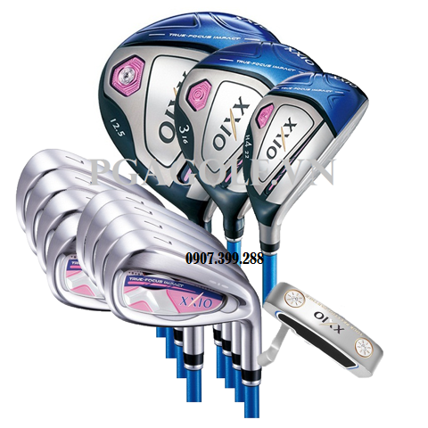 Bộ Gậy Golf XXIO MP1000 Ladies