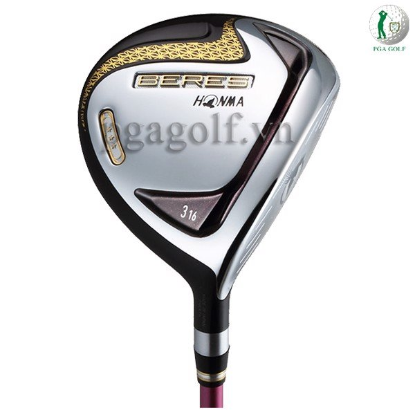 Gậy Golf Fairway Honma Beres B07 3 Sao 2020 Ladies