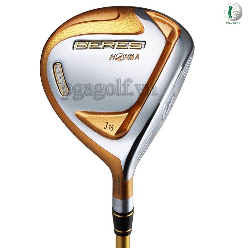 Gậy Golf Fairway Honma New Beres 07 4 Sao 2020
