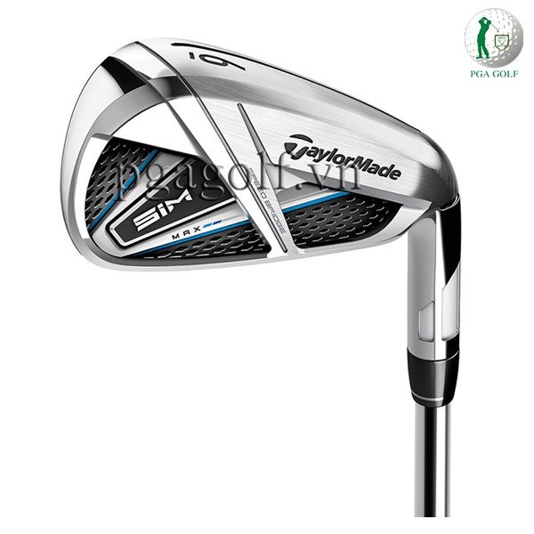 Gậy Golf Iron Set Taylormade Sim Max
