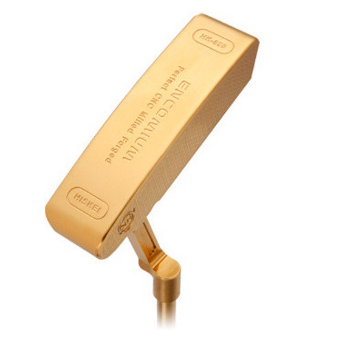 Gậy golf Putter Hiskei Gold (Soldout)